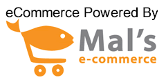 eCommerece securely powered by Mals Cart