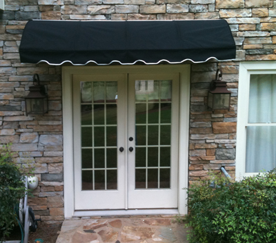 Quarter Round Style Awning Photos Easyawn Do It Yourself
