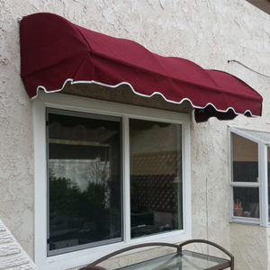 Awnings for Doors and Windows, Canvas Awning Kits   EasyAwn